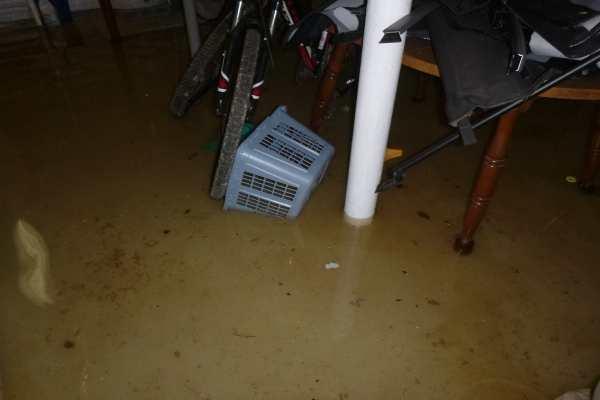 flood damage cleanup, flood damage tips